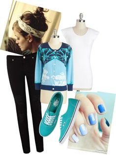 """Casual"" by chargergirlz on Polyvore"