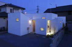 HouseM, Tochigi, Japan / Hiroyuki Shinozaki Architects