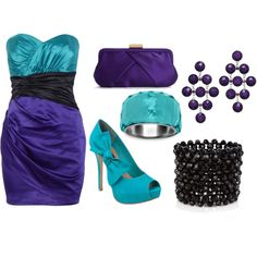 Very nice dressy outfit!