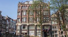 泊ってみたいホテル・HOTEL|オランダ>アムステルダム>アムステルダム中心部を流れる美しいプリンセン運河沿い>ディッカー タイス フェニス ホテル(Dikker en Thijs Fenice Hotel)