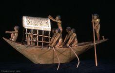 Parcours : Au temps des pharaons – Vie quotidienne des Egyptiens | Musée du Louvre | Paris