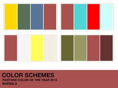 Image result for 2015 colour palettes