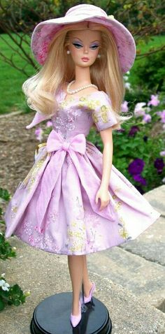 Pink for Silkstone BArbie