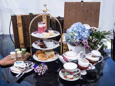 Fabulous Afternoon Tea At Newly Opened Vivienne Westwood Café In Hong Kong