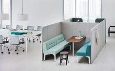 ophelis docks - Inseln im Büro | ophelis — Hersteller von Büromöbeln Esprit café, entre copains