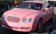 Barbie's Bentley