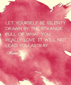 __ⓠ Rumi #self