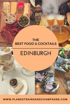 The Best Food & Cocktail Guide to Edinburgh