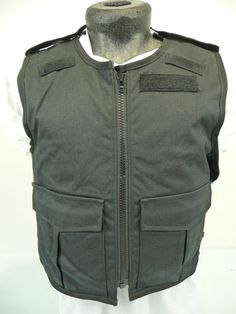 Ex Police Stab & Bullet Proof Vest Body Armour