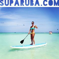 Stand Up Paddle Aruba will make your Aruba vacation even better!