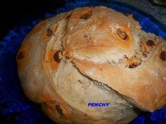 Pan de chorizo Campero.
