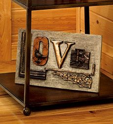 Love Plaque - so cute