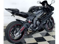 2006 Yamaha YZF R6 Black 8k 06 R-6 Custom Exhaust - EXCELLENT! - Motorcycles - Milford - Connecticut - announcement-28102