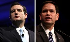 """Sorry Cruz folks while I think Rubio's involvement in the Gang of 8 deal was a bad deal your guy stepped in it today. Cruz's actual record on immigration reform doesn't match his description. He says he does not support amnesty, but that would only be true if he doesn't apply the term """"amnesty"""" to supporting some type of legal status and only applies it to offering citizenship to those here illegally."""