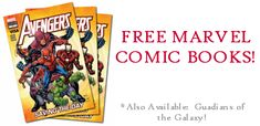 FREE Marvel Avengers Saving the Day Comic Book! ⋆ The Best source of FREE STUFF, free samples, sweepstakes and giveaways!