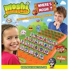 Where's Moshi?   Collectables   ASDA direct