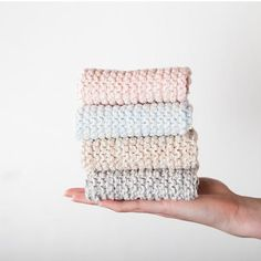 Kyna's Washcloth - Knitting Patterns and Crochet Patterns from KnitPicks.com