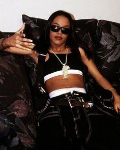 aaliyah style | LoveBrownSugar: Style Icon: Aaliyah's Legacy
