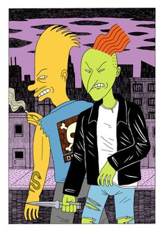 Fan Art - Jack Teagle Illustration