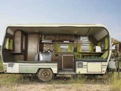 Ideas to Renovate a Small Travel Trailer Camper