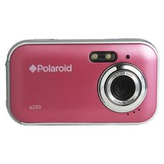 I'm learning all about Polaroid 2.0MP Digital Camera - Pink (CAA-200PC) at @Influenster!