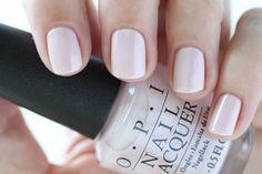 OPI New Orleans Let Me Bayou A Drink Light Pink Shimmer Nail Polish - Summer Nails