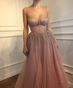 LadyPink Carlyle TMD Gown