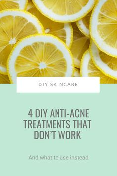 If you're cursed with acne, you'll go to any length to get rid of it.But desperation has never solved anything. It only makes you do crazy stuff like slathering Neosporin all over your face. The internet claims it works, right? Well, whatever you do, NEVER ever try these 4 DIY anti-acne treatments. They DON'T work. #acnemyths #acne #diyskincare Beauty Myth, Beauty Skin, Glowy Skin, Oily Skin, Acne Treatments, Acne Solutions, What To Use, How To Get Rid Of Acne, Prevent Wrinkles