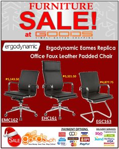 OFFICE FURNITURE - OFFICE CHAIR SALE @LAZADA-MID YEAR SALE! SAVE ...