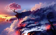 Chadrick Blare - cherry blossom pic 1080p windows - 1920 x 1200 px