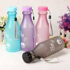500ml 17oz BPA Free Cycling Bike Sports Water Bottle Plastic  Worldwide delivery. Original best quality product for 70% of it's real price. Buying this product is extra profitable, because we have good production source. 1 day products dispatch from warehouse. Fast & reliable shipment...