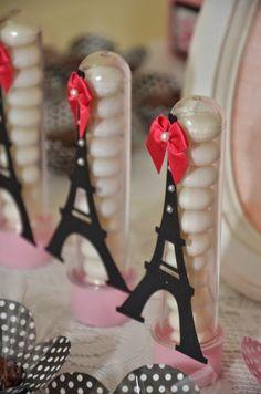 CHOKLAD: Festa Barbie Moda Paris - Sarah
