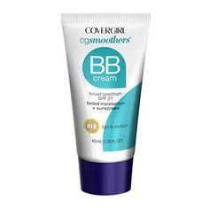 Cover Girl Cgsmoothers BB Cream Tinted Moisture, SPF 15 || Skin Deep® Cosmetics Database | EWG 3