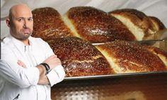 Bunatate pentru masa de Paste – Reteta de cozonac a lui chef Catalin Scarlatescu