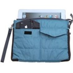 Multi-functional Carrying Bag Pouch Storage Bag w/ Strap for Tablet Mobile Phone Cameras - Color Assorted