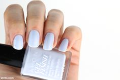 Avon Gel Finish Rain Washed Swatch http://www.writingwhimsy.com/avon-gel-finish-rain-washed-nudeitude-mint-swatches-review/