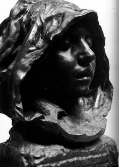 The Prayer (1889)  by Camille Claudel - She parted ways with Rodin when this was sculpted.