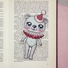 Mr. Frou - Romantic Carnival bookmark