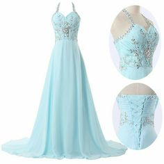 Elegant Halter Prom Dresses,Strapless Prom Dresses,Sexy Prom Dresses,Sleek Jeweled  Evening Gowns,Long Prom Dresses