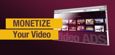 Come monetizzare con i video online #socialmedia