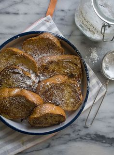 Creme Anglaise French Toast recipe…Great for Christmas morning