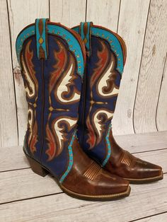 8612c5cb744 100 Best Hand painted boots, vintage boots, and purses. images in ...