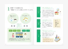 Step パンフレット Ppt Design, Book Design Layout, Book Cover Design, Flyer Design, Graphic Design, Editorial Layout, Editorial Design, Business Brochure, Company Brochure