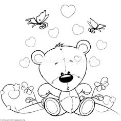 Free Coloring Pages Unicorn Coloring Pages, Fairy Coloring Pages, Doodle Coloring, Adult Coloring Pages, Coloring Books, Free Coloring, Preschool Coloring Pages, Coloring Pages For Kids, Kids Colouring