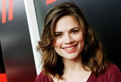 Hayley Atwell (Captain America: The First Avengers)