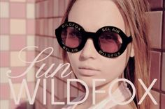 Wildfox Sunglasses 2...