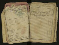 Louis Sansot est né le 24 août 1881 à Bizanos (Pyrénées-Atlantiques). Soldat musicien (piston) pendant son service militaire qu'il effectue à Tarbes, il est mobilisé le 12 août 1914. Sheet Music, Bullet Journal, Personalized Items, Music Sheets