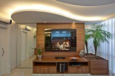 moderner Multimedia-Raum von Designer de Interiores e Paisagista Iara Kílaris