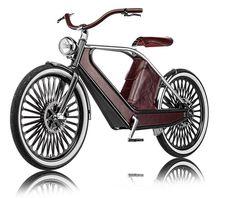 Stylish Electric Cycle