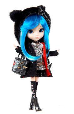 Cute pullip doll:3